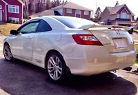 08 Honda Civic SI In excellent condition 4 sale or trade 4 SUV