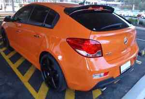 Genuine Irmscher branded Rear Holden Cruze Hatch Spoiler. JH HSV Hillbank Playford Area Preview