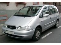 Wanted Ford Galaxy 1999 parts
