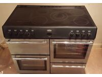 Electric range cooker for sale!