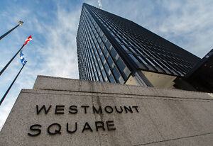 Westmount Square indoor parking $185 (All incl)