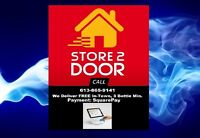 EShop Opening -Store to Door- Free In-Town Delivery,19+
