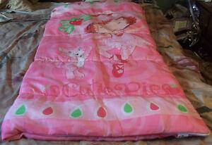 Strawberry Shortcake Indoor Sleeping Bag