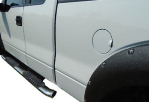 "EAGLE 5"" CURVED OVAL STAINLESS SIDE STEP BARS"