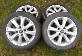 """Ford Fiesta tyres 15"""""""