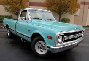 For Sale - 1969 Chevy Pick-up