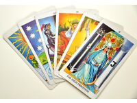 Tarot readings by email, fast convienent and accurate