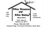 The House of the Band Music