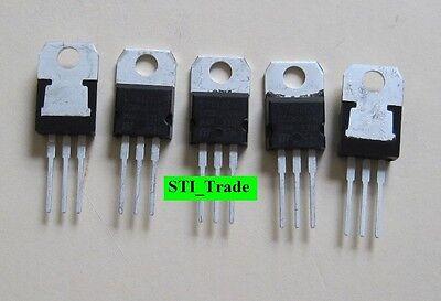 5 Voltage Regulators 12v L7812vc 12v Regulator L7812 Family 12 Volt 5 Pcs