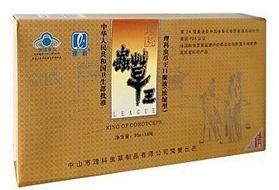 Sex Product League King Of Cordyceps Oral Liquid Retail 1Pack Best Sell In