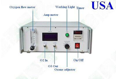 3gh Ozone Generator Maker Therapy Machine Medical Lab Equipment