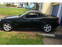 Beautiful Mercedes slk200k rare 6speed manual
