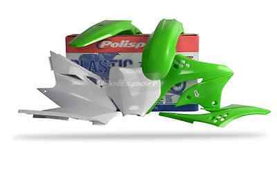 Polisport Complete Plastic Kit Set Green KAWASAKI KX450F 2006-2008 kx 450f kx450