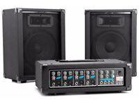 The t.amp PA 4080 (Live PA)