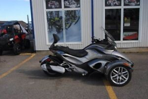 2013 Can-Am Spyder ST SE5