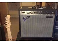 "Fender Montreux. Made USA-100 watts -1 12"" speaker,RIVERA Era Very RARE ACE COND"