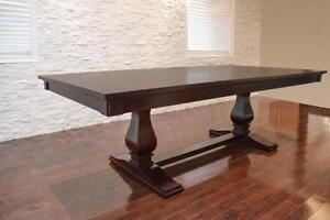 New! Modern Solid Wood Dining Tables
