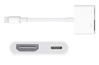 Apple - Adaptador Lightning HDMI - Blanco segunda mano  Embacar hacia Argentina