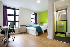 Premium en-suite room in student accomodation, Fallowfield, Manchester