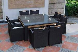 8 Seater Outdoor Dining Setting Blacktown Blacktown Area Preview