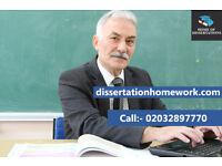 Dissertation / Essay / Assignment / Coursework / Proposal / SPSS -MATLAB Writer / Proofreading help?