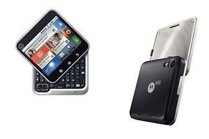 Motorola Flipout MB511 MB-511 UNLOCKED 3G Smartphone Mobile QWERTY 3MP Camera