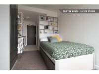 July - August | Room for rent in Clifton House | Student Accommodation
