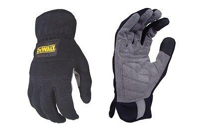 DeWalt Work Gloves RapidFit Slip On DPG218 DPG 218 Medium