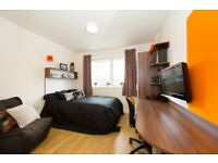 Studio Apartment in Private Halls Accommodation (Students only)