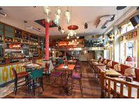 Chef Scarlet's Bar