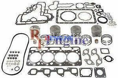 David Brown Overhaul Kit New Ad355 3 Cyl Diesel Tractors 780 880 885 1190