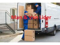 Man & Van Leader All Aberdeen - Scotland - England etc. 24h/7