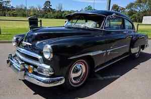 1951 Chevrolet Fleetline Aerosedan Custom Rare Hotrod Malvern East Stonnington Area Preview
