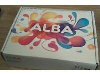 Alba tv topset box