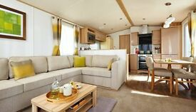 Lovely, modern static caravan for sale on our beautiful park in Lancashire