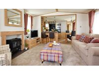 STATIC CARAVAN ABI WESTWOOD LODGE 43X12 2015 MODEL YORKSHIRE DALES CONCIERGE OWNERSHIP in Leyburn