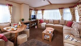CARAVANS FOR SALE ON SANDY BAY NEAR NEW BIGGIN BY THE SEA 12 MONTH PARK SEA VIEWS & HALF PRICE FEES