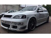 Vauxhall Astra van breaking spares or repairs 1.7 turbo diesel 1999
