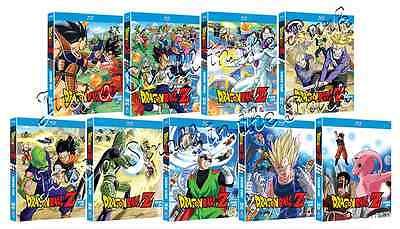 Dragon Ball Z Complete TV Series Season 1 2 3 4 5 6 7 8 9 BluRay Box Sets NEW!