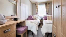 * Stunning 2018 Caravan on 5 Star owners exclusive park in Ribble Valley *