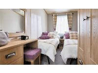 * Stunning 2018 Caravan on 5 Star owners exclusive park in Ribble Valley *