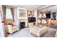BRAND NEW 2017 STATIC CARAVAN FOR SALE AT SANDY BAY HOLIDAY PARK OPEN 365 DAYS OF THE YEAR