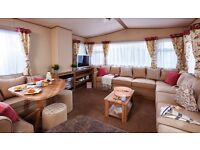 Static Caravan for Sale in North Norfolk, between Cromer & Sheringham. Cliff top location.