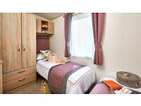 luxury 3 bed caravan for sale at Highfield Grange, Clacton on sea,Essex