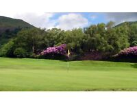 tillicoultry golf club 4 ball better ball open