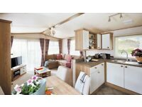 ABI St David 2018, 2 bedroomd static caravan, 38ft x 12ft, Ingleton, Yorkshire Dales, Rivers Edge