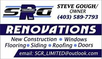 SGR is now accepting new clients
