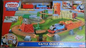 Thomas and Friends Trackmaster Castle Quest Set - New Waterloo Inner Sydney Preview