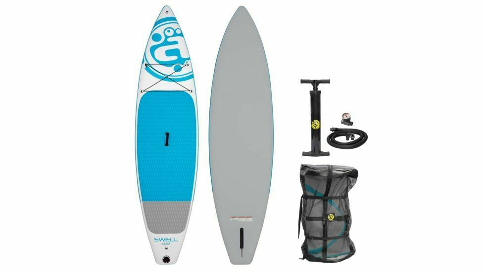 10' Inflatable SUP Stand up PaddleBoard Surfboard New! Airhe