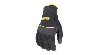 Dewalt Fleece Lined Pvc Coated Work Gloves Small